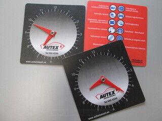 Pysäköintikello Autex