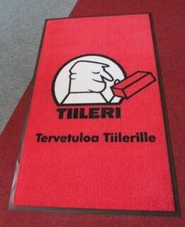 Tiilerin ovimatto 90x150cm