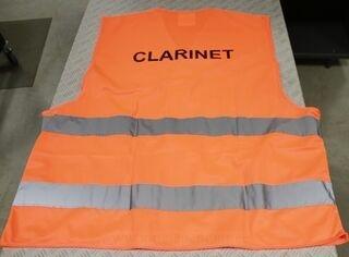 Ohutusvest Clarinet