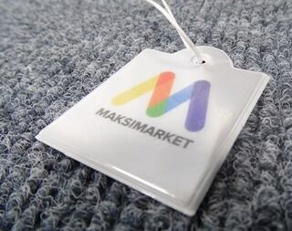Logohelkur Maksimarket