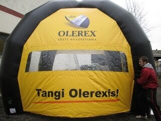 Reklaamtelk Olerex