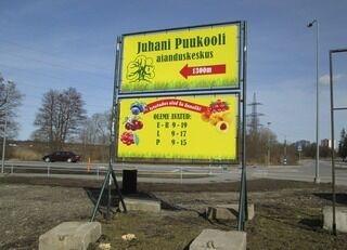 Reklaam Juhani Puukool