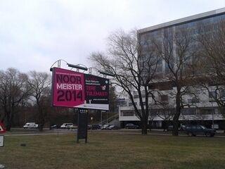 Reklaambänner NoorMeister