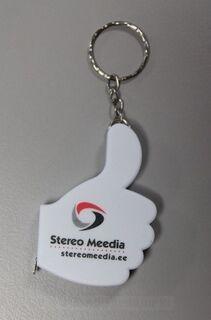 Stereo Meedia võtmehoidja