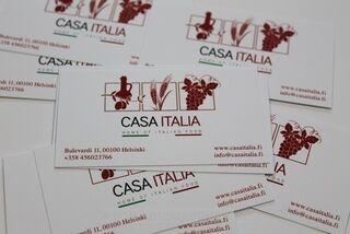 Visiitkaardid CasaItalia