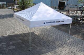 3x3m easy tent