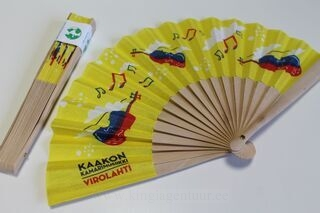 Fan with own design
