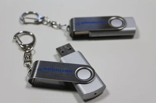USB stick with logo