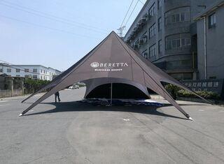 16m star tent