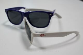 Sunglasses with logo