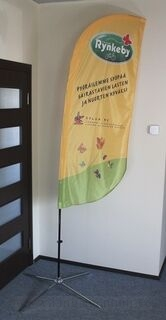 TS Rynkeby lippu
