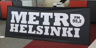 250x100cm Metro Helsinki