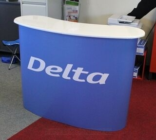 Messupöytä Delta
