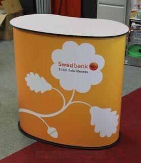 Messupöytä Swedbank