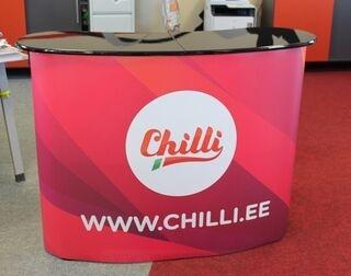 Iso messupöytä Chilli