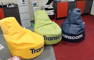 Kott-toolid Transcom