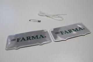 Logoga helkur Farma