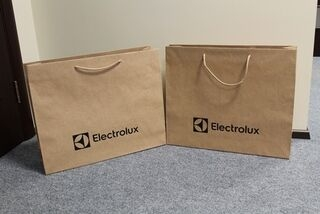 Paberkott Electrolux