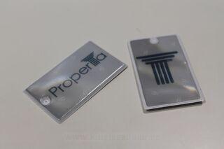 Reflector with logo - Properta