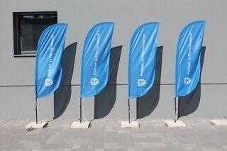 2,5m Politsei- ja Piirivalveameti uued lipud