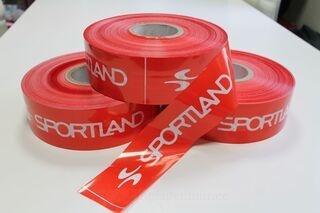 Piirdelint logoga Sportland