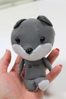 Reflective toy Fox