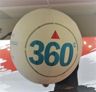 Reklaampall 360