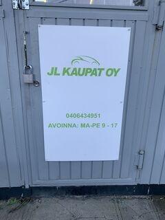 Infotahvel JL Kaupat