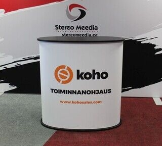 Advertising counter Koho