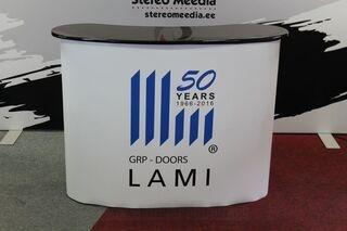 GRP-doors reklaamlaud