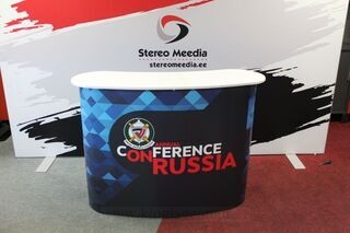 Konverentsilaud Annual Conference Russia