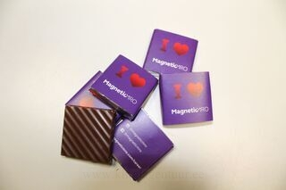 5g chocolate bar MagneticMRO