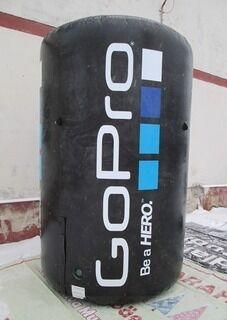 Mainossilinteri GoPro 3m