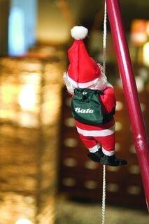 Santa Claus Klimber