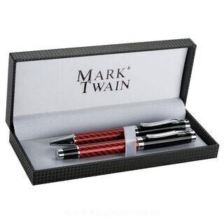 Mark Twain´i pastapliiatsite komplekt