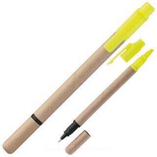 Öko pastakas koos markeriga