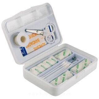 First-aid kit, plastic