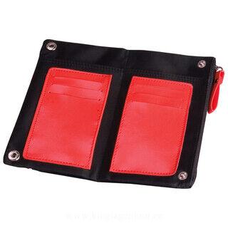 Large microfibre wallet