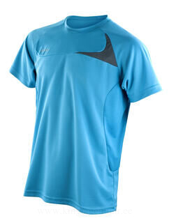 Spiro Men`s Dash Training Shirt