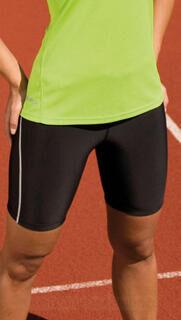 Ladies` Bodyfit Shorts 2. pilt