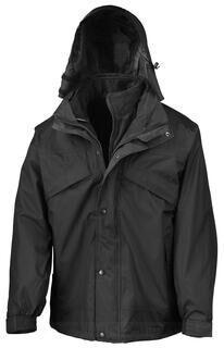 3-in-1 Jacket with Fleece 3. pilt