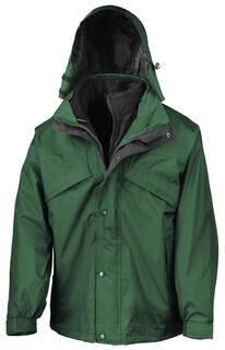 3-in-1 Jacket with Fleece 7. pilt