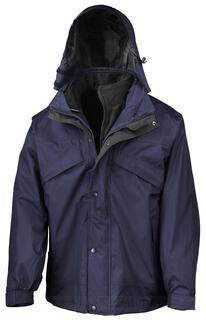 3-in-1 Jacket with Fleece 4. pilt