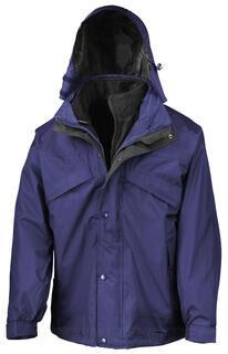 3-in-1 Jacket with Fleece 5. pilt