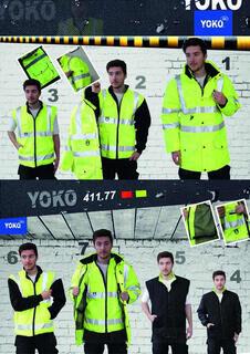 7-in-1 Multifunctional Jacket 3. pilt