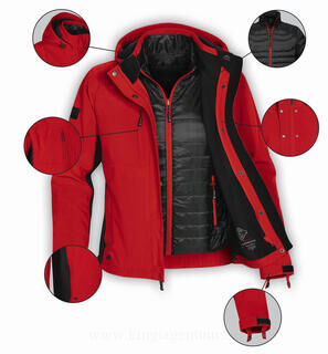 Atmosphere 3-in-1 Jacket 14. pilt