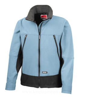 Soft Shell Activity Jacket 4. picture