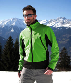 Soft Shell Activity Jacket 6. picture