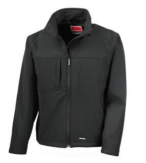 Classic Soft Shell Jacket 2. pilt