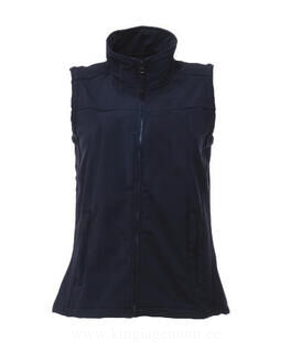 Ladies` Flux Softshell Bodywarmer